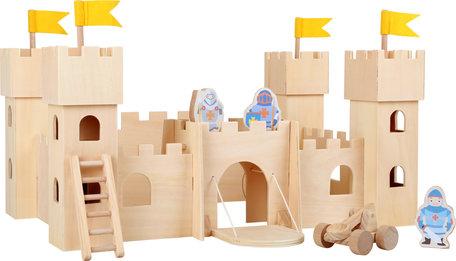 Houten kasteel - Speelwereld