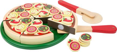 Pizza speelset - 6 stuks