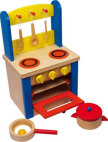 Houten speelgoedkeuken - small