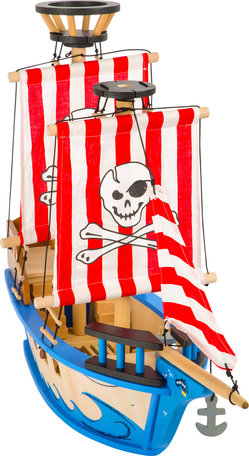 Groot piratenschip