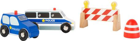 Politieauto Set