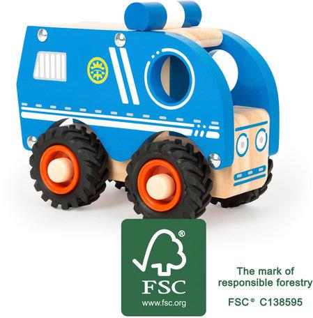 Politie auto - FSC