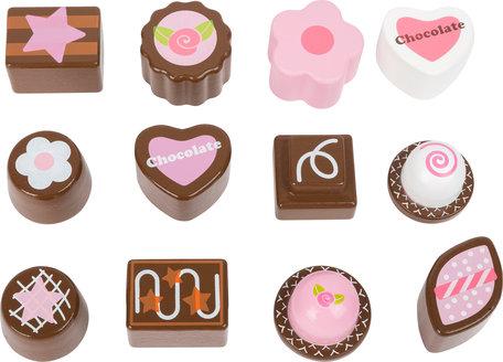 Doos met bonbons - speelset - FSC