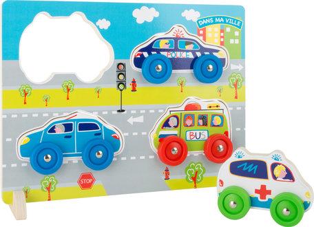 3D Puzzel auto's