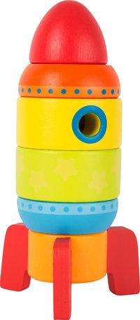 Kleurrijke stapelblokken - Voor jonge raketwetenschappers