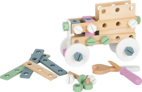 Houten constructie set - Nordic