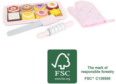 Koekjes bakset - FSC