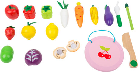 Snijdbare fruit en groente