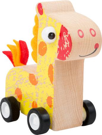 Giraf auto - terugtrek auto - FSC