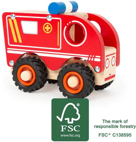 Ambulance auto - FSC