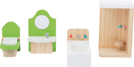 Poppenhuis meubels - Badkamer