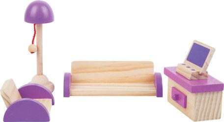 Poppenhuis meubels - Woonkamer