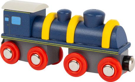 Houten treinen set - Orient express - spoorwegen