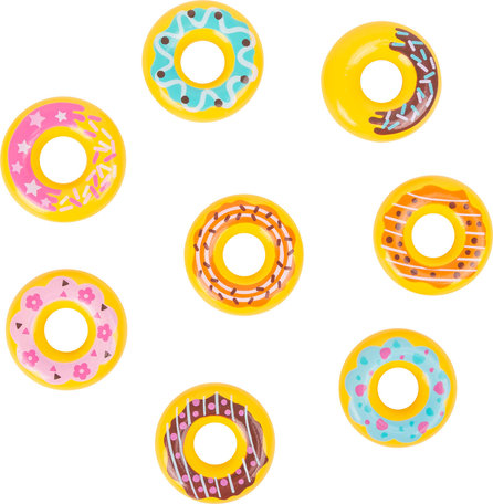 Donuts - speelset - FSC