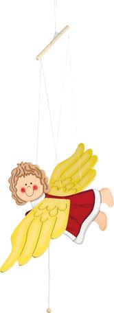 Swingende engel