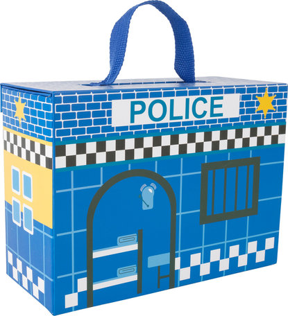 Police Station Themed Play Set
