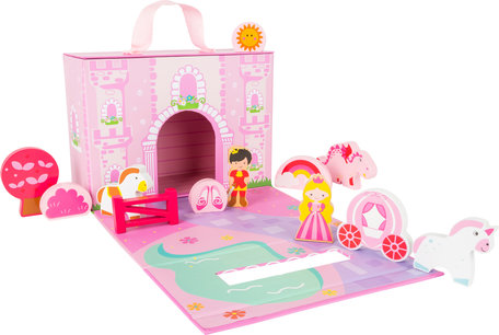 Prinsessen kasteel speelset - FSC