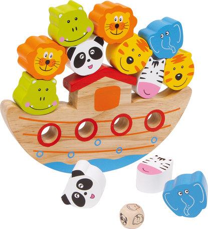 Behendigheidsspel - De dieren in de ark