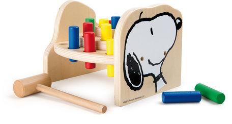Hamerbank Snoopy en Peanuts