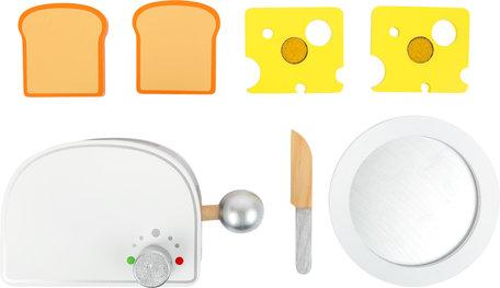 Ontbijt set voor kinderkeuken