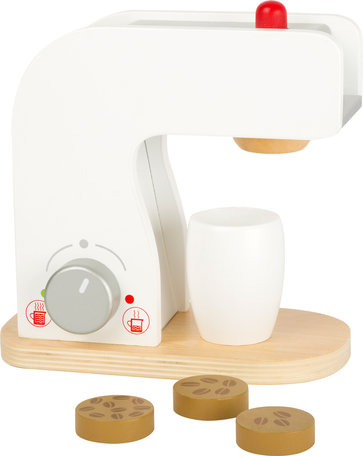Koffieset apparaat voor kinderkeuken - 5 delig