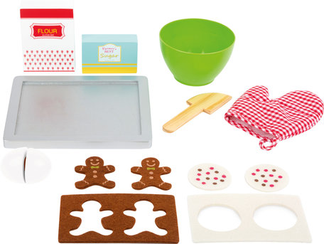 Biscuits Baking Set - 14 stuks