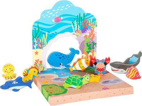 Onderwater - speelwereld