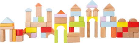 Klassieke bouwblokken - 75 stuks