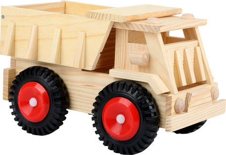 Kantel vrachtauto met wielen - FSC