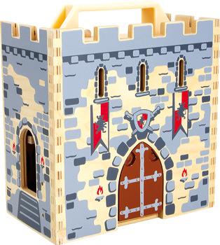 Ridder kasteel in een box