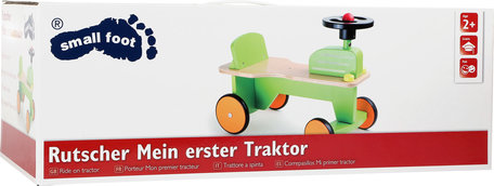 Loopfiets Ride-on - Traktor