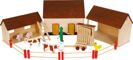 Boeren huis
