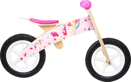 Loopfiets Pink Unicorn - Roze