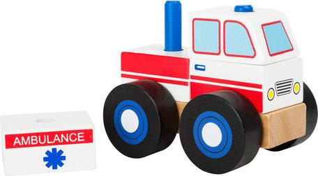 Bouwvoertuig -  Ambulance - FSC