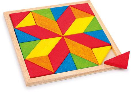 Puzzel Mosaic