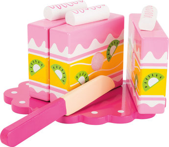 Cake speelset - FSC