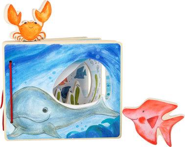 """Plaatjes boek """"Interactieve onderwaterwereld"""""""