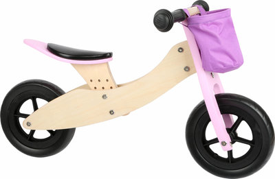Trainingsfiets 2-in-1 Maxi Roze