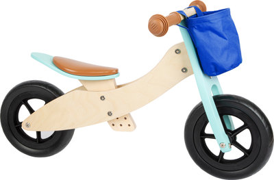 Trainingsfiets 2-in-1 Maxi Turquoise