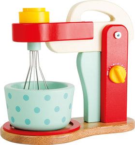 Houten blender voor speelkeuken