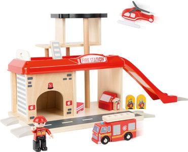 Brandweer kazerne set - FSC
