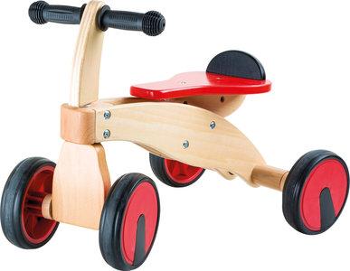 Loopfiets - Red Racer