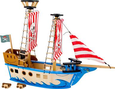 """Groot piratenschip """"Jack"""""""