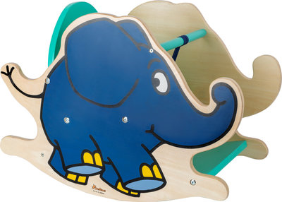 """Hobbelpaard """"De kleine muis en het olifantje"""""""