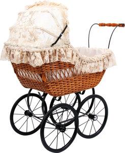 "Houten poppenwagen ""Cornelia"""