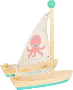 Zeilboot Octopus