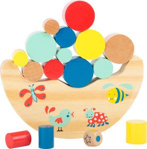 "Balancerend speelgoed - ""Move it"" - Multi kleuren - FSC"