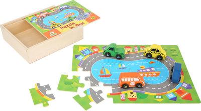 "Puzzelbox ""verkeer"""