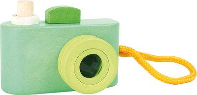 Houten speelgoed Camera