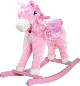 """Hobbelpaard """"Pinky"""""""